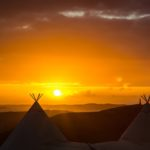 Tipi-Sunrise